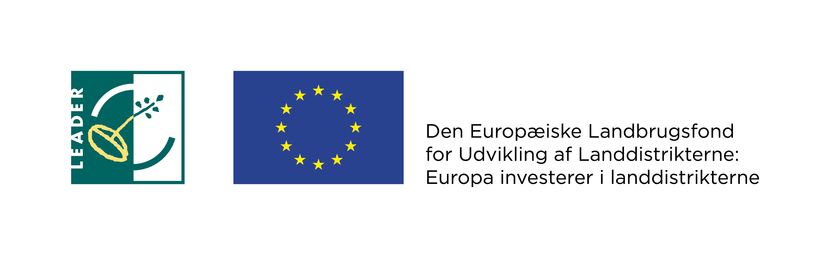 Støttet af EU-kommissionens Udvikling af landdistrikterne
